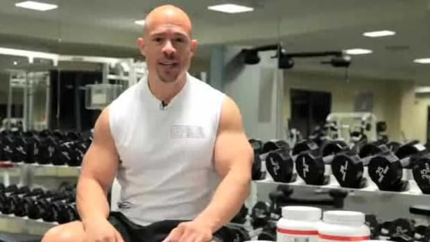 ZO. How to Be a Bodybuilder with Skip La Cour Promo Image