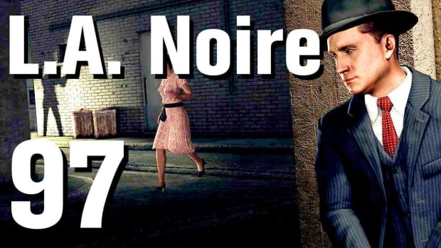 "ZZZS. L.A. Noire Walkthrough Part 97: ""The Gas Man"" (3 of 10) Promo Image"