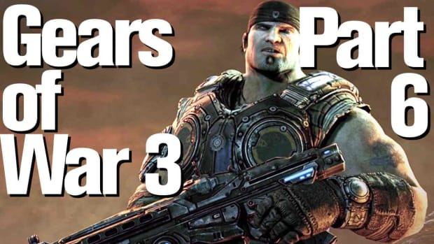 F. Gears of War 3 Walkthrough: Act 1 Chapter 2 (3 of 3) Promo Image