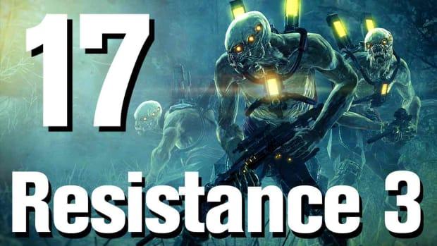 Q. Resistance 3 Walkthrough Part 17: The Plan Promo Image