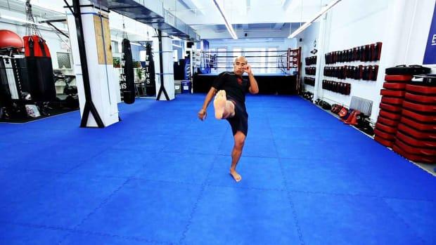 C. 8 MMA Fighting Striking Basics Promo Image