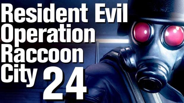 X. Resident Evil Operation Raccoon City Walkthrough Part 24 - Redemption Promo Image