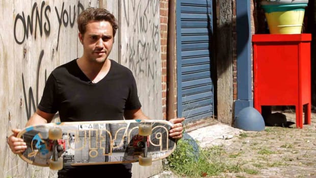 ZM. How to Skateboard with Nate Cohen Promo Image