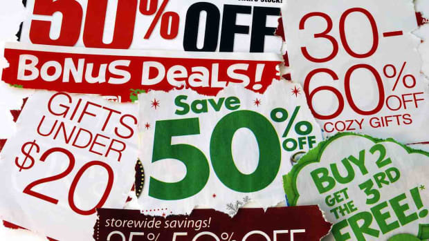 S. Buying & Selling Coupons Promo Image