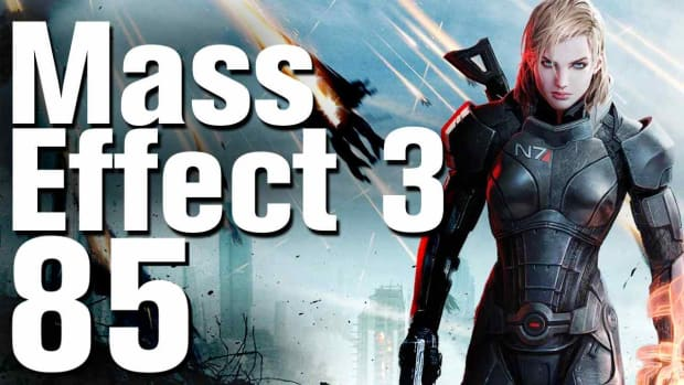 ZZZG. Mass Effect 3 Walkthrough Part 85 - The Conduit Promo Image