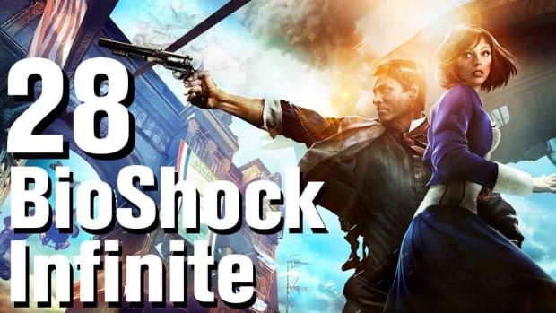 ZB. BioShock Infinite Walkthrough Part 8 Promo Image