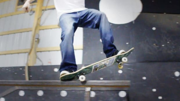 C. How to Grind on a Skateboard Promo Image