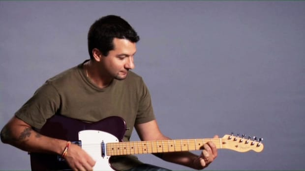 ZZJ. How to Play a 12-Bar Blues Scale on Guitar Promo Image