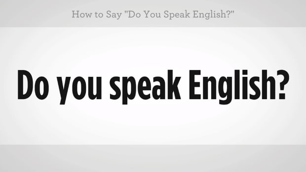 "ZK. How to Say ""Do You Speak English"" in Mandarin Chinese Promo Image"