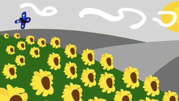 E. How to Grow Sunflowers Promo Image