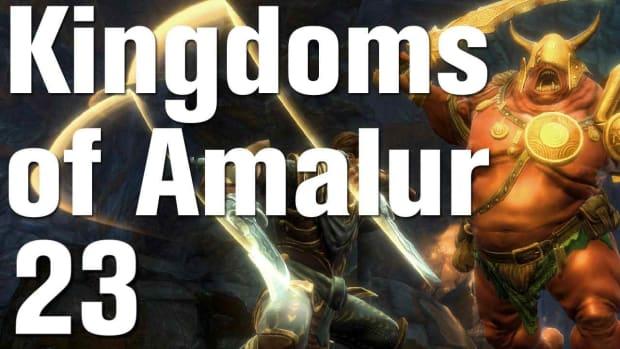 W. Kingdoms of Amalur: Reckoning Walkthrough Part 23 - Ancient Windstones Promo Image