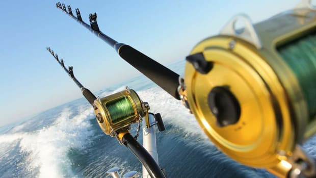 G. How Does Weather Affect Saltwater Fishing? Promo Image