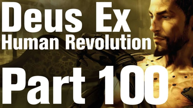 ZZZV. Deus Ex: Human Revolution Walkthrough - Cloak and Daggers and The Take (2 of 6) Promo Image