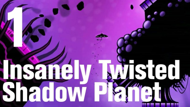 A. Insanely Twisted Shadow Planet Walkthrough: Intro and Homeworld Part 1 Promo Image