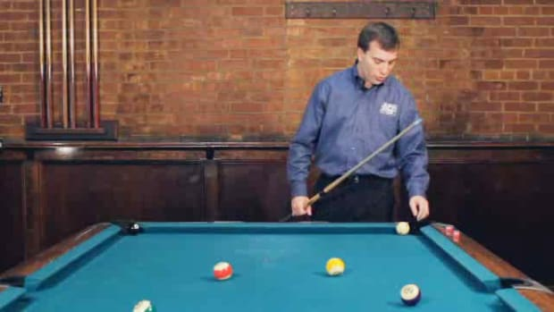 "ZZQ. How to Make a ""Pocket Point Pool Kick Shot"" in Pool Promo Image"