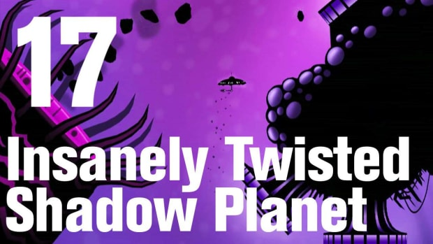 Q. Insanely Twisted Shadow Planet Walkthrough Part 17: Ice Promo Image