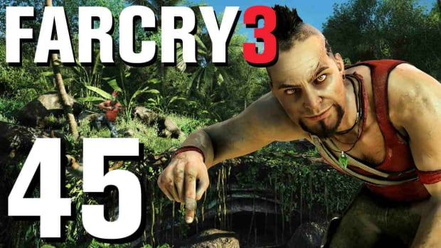 ZS. Far Cry 3 Walkthrough Part 45 - Paint it Black Promo Image