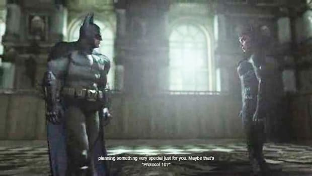 C. Batman Arkham City Walkthrough Part 3 - ACE Chemical - Two Face Promo Image