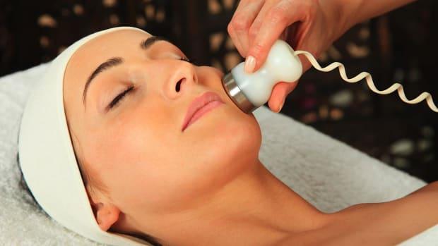 V. Can Microdermabrasion Remove Acne Scars? Promo Image