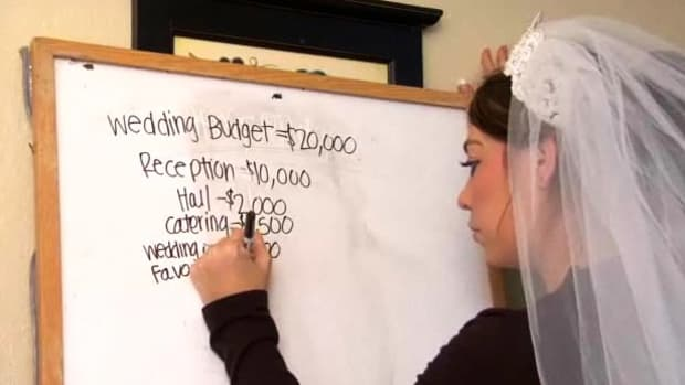 N. How to Set a Wedding Budget Promo Image