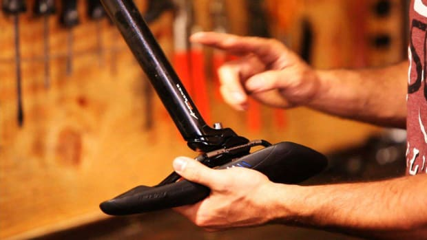 Z. How to Install a Road Bike Saddle Promo Image