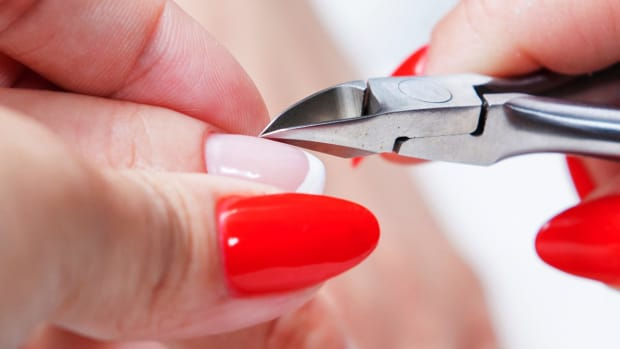 F. How to Cut Nail Cuticles Properly Promo Image