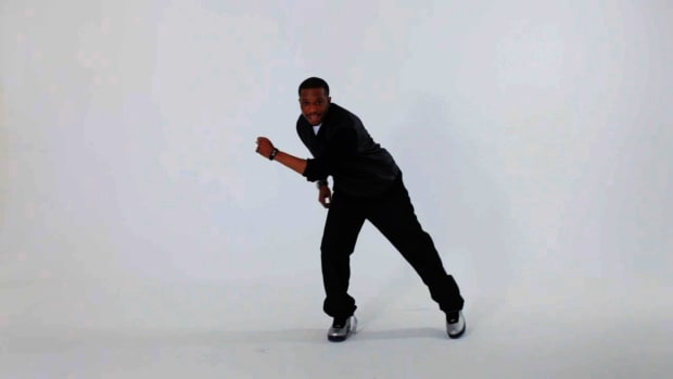D. How to Do the Stanky Leg Hip-Hop Dance Move Promo Image