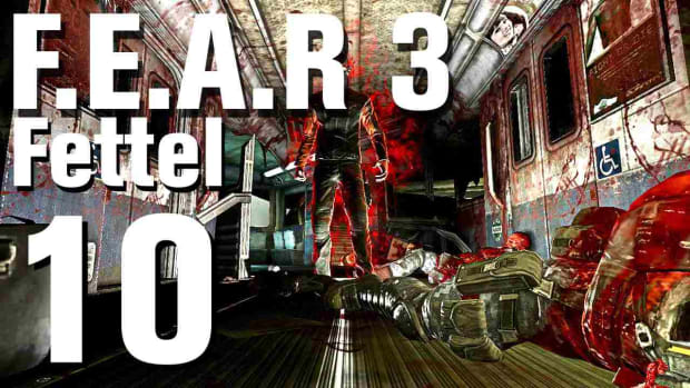 J. F.E.A.R. 3 Fettel Walkthrough Part 10: Slums (2 of 6) Promo Image