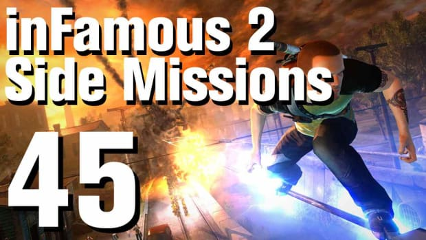 ZZZM. inFamous 2 Walkthrough Side Missions Part 45: Seek and Destroy Promo Image