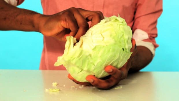 ZZB. Quick Tips: How to Core Iceberg Lettuce Promo Image