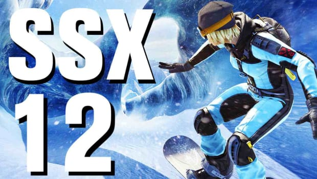 L. SSX Walkthrough Part 12 Patagonia - Salient Promo Image