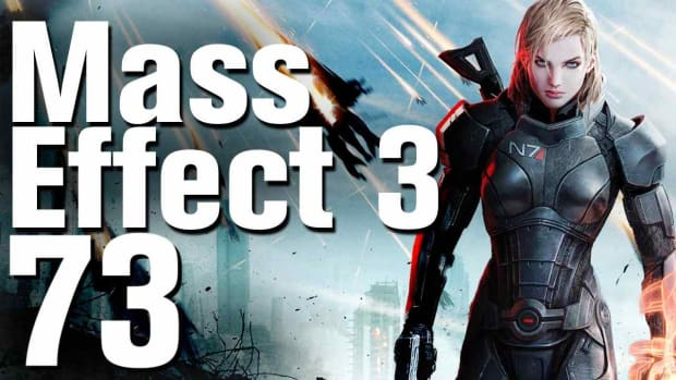 ZZU. Mass Effect 3 Walkthrough Part 73 - Thessia - Asari Temple Promo Image
