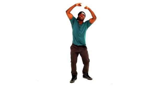 M. How to Do a Hip-Hop Krumping Stomp Promo Image