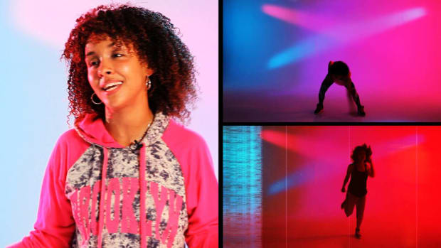 ZE. How to Do a Dance Workout with Michelle Seabreeze Promo Image