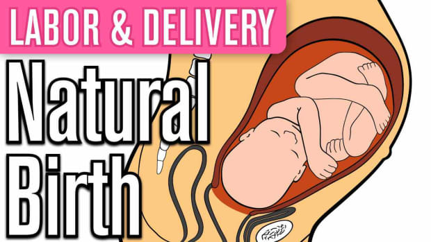 ZF. Natural Birth Delivery FAQs Promo Image