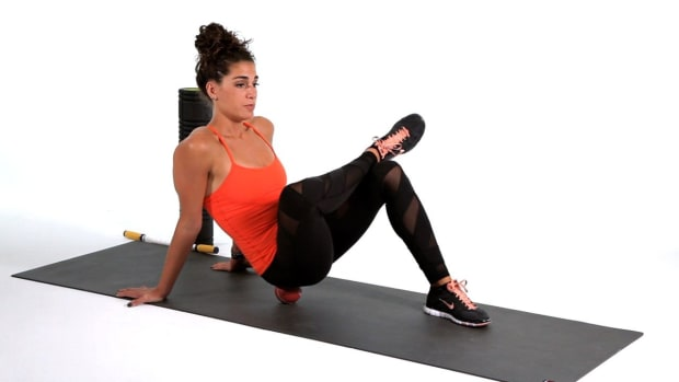 ZF. Does Foam Rolling Help Relieve Sciatica Pain? Promo Image