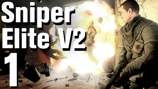 A. Sniper Elite V2 Walkthrough Part 1 - Tutorial Promo Image