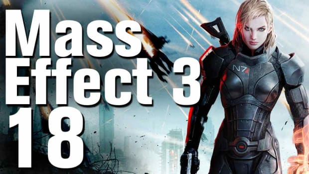 R. Mass Effect 3 Walkthrough Part 18 - General Victus Promo Image