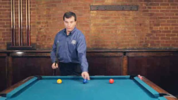 "ZT. How to Make the ""3-2-1 1-2-3"" Pool Trick Shot Promo Image"