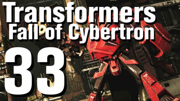 ZG. Transformers Fall of Cybertron Walkthrough Part 33 - Chapter 12 Promo Image