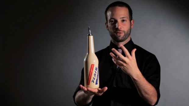 Y. How to Do a Stall Flair Bartending Move Promo Image
