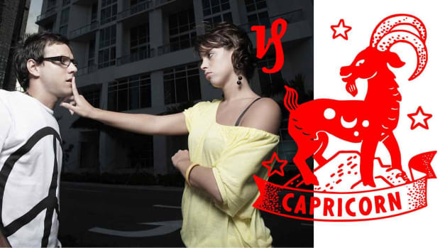 ZZZZG. How to Break Up with Capricorn Promo Image