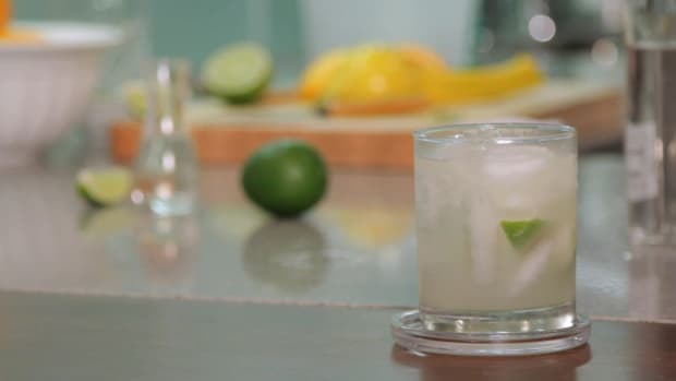 W. How to Make a Caipirinha Promo Image