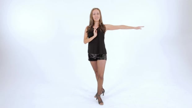 C. How to Do Basic Samba Arm Movements Promo Image