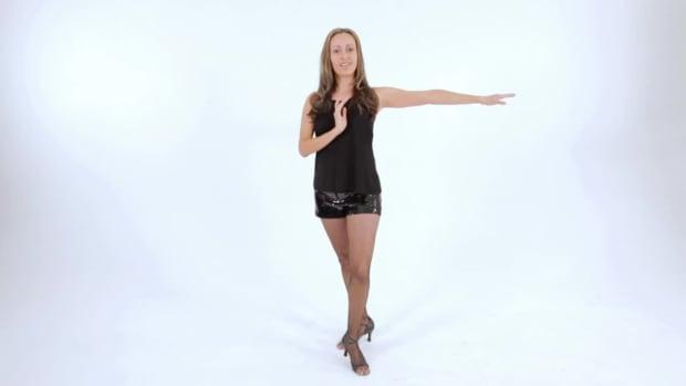 C. How to Do Basic Samba Arm Movements Promo Image