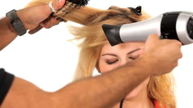O. How to Do a Salon Blowout at Home Promo Image