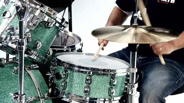 ZZI. How to Play the Double Ratamacue on the Drums Promo Image