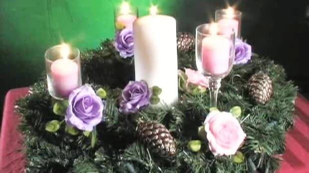 L. How To Make an Advent Wreath Promo Image