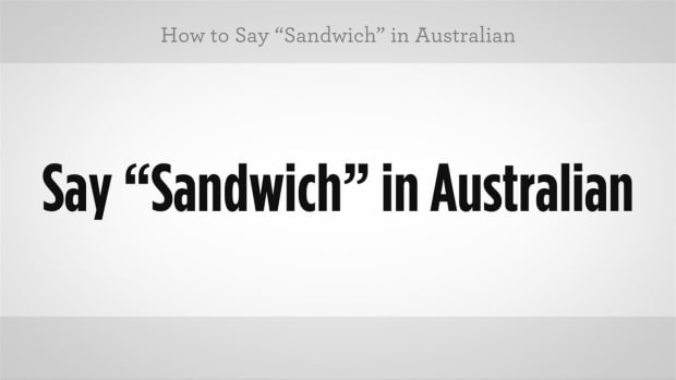 "ZB. How to Say ""Sandwich"" in Australian Slang Promo Image"