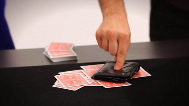 I. How to Do the Wallet Prediction Card Trick Promo Image